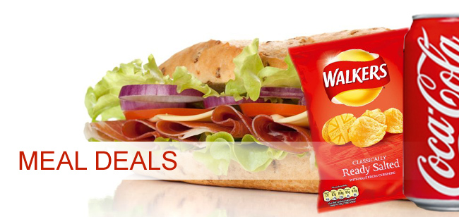 meal deal lunches delivered in brighton